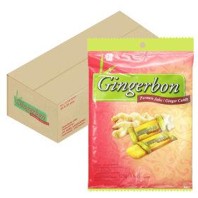 진저본 생강젤리 125gx20봉/편강/생강엿/생강 사탕
