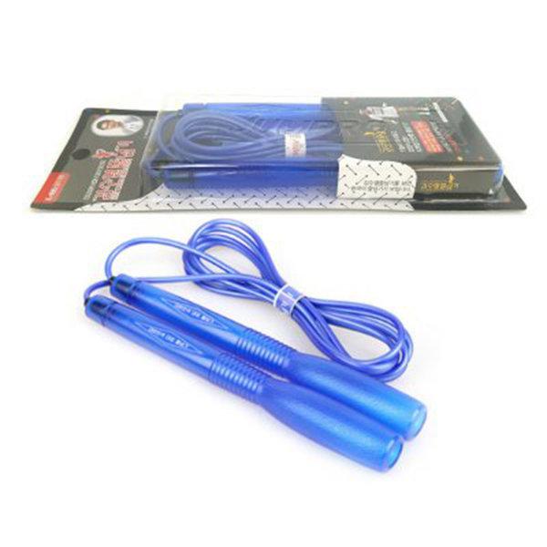 김수열줄넘기K-405골드 파랑 체력 다이어트 상품이미지