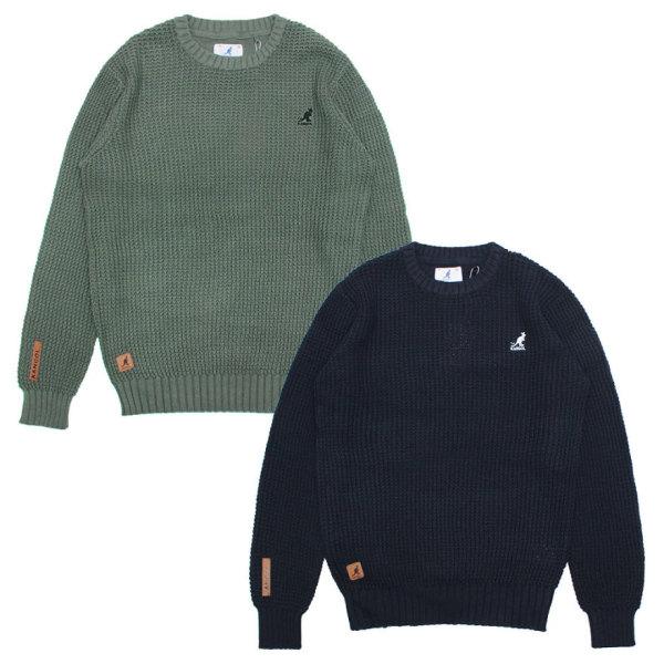 코튼 스웨터 K9824/ 캉골 상품이미지