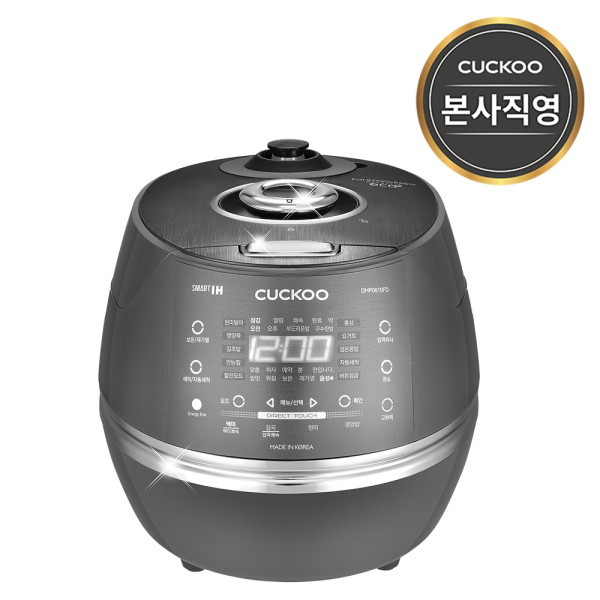 쿠쿠   으뜸효율환급대상  본사직영) CRP-DHP0610FD  6인용 IH전기압력밥솥 상품이미지