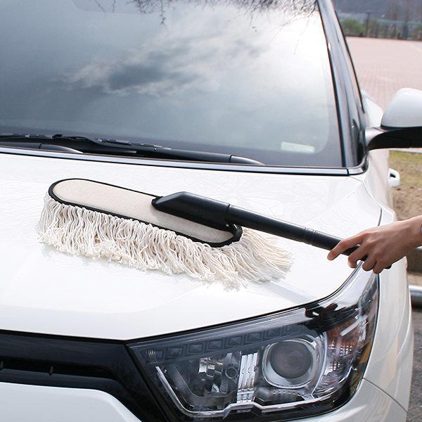 먼지털이개 모음전 차량용 먼지털이 -케이스(중) 상품이미지