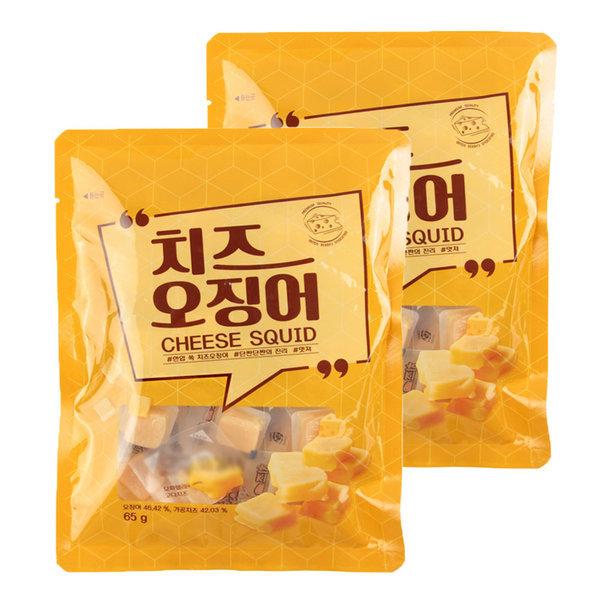 코스트코 한입 쏙 치즈오징어 65g 2봉 상품이미지
