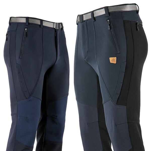 (현대Hmall) 피크나인  릿지맨 절개 팬츠 겨울 남성 기모 등산바지 작업복 상품이미지