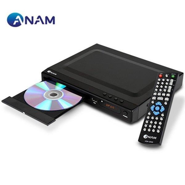 아남 가정용DVD플레이어 HDA-200 HDMI MP3 USB VCD 상품이미지