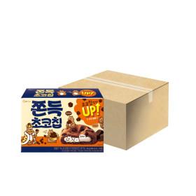 찰떡과 초코칩의 만남 쫀득초코칩 5개입 90g 6박스