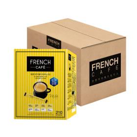 프렌치카페 커피믹스 대용량 210TX4 총 840T