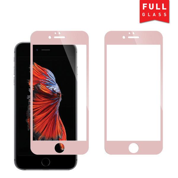 O3 아이폰6S/6 플러스 풀커버 강화유리 로즈골드 1+1 상품이미지