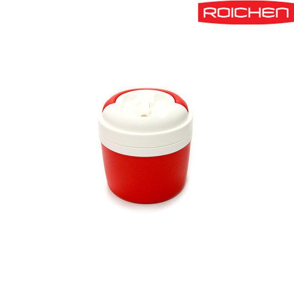 로이첸 미니비 보온보냉 용기 2.3L 피크닉 보온물통 상품이미지