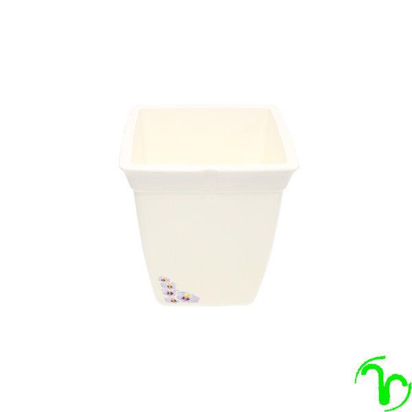 성신 웰빙 정사각 화분 5호 인테리어화분 플라스틱화 상품이미지