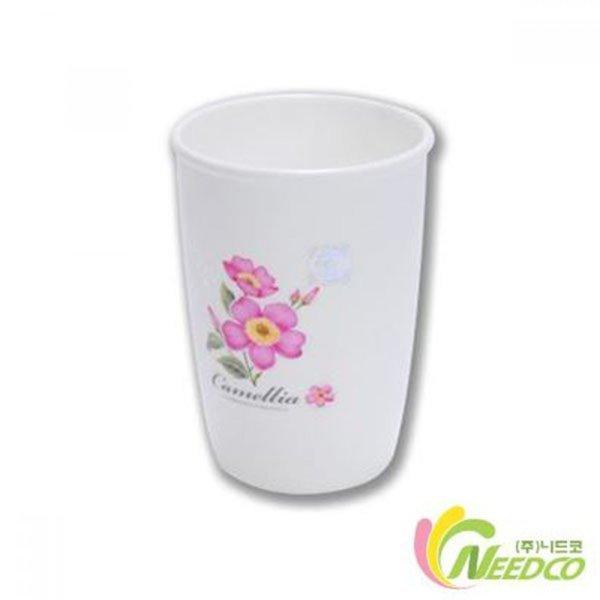 카멜리아 플라스틱 양치컵 원형 욕실수납 욕실용품 욕 상품이미지