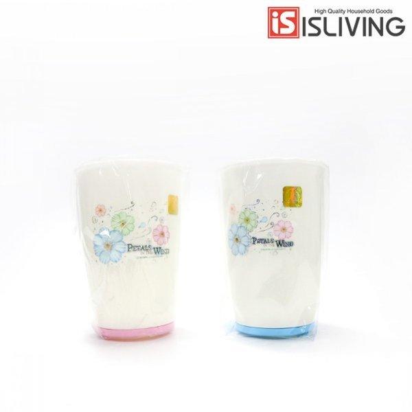 아이에스리빙 플라스틱 양치컵 소형 칫솔컵 물컵 컵 상품이미지