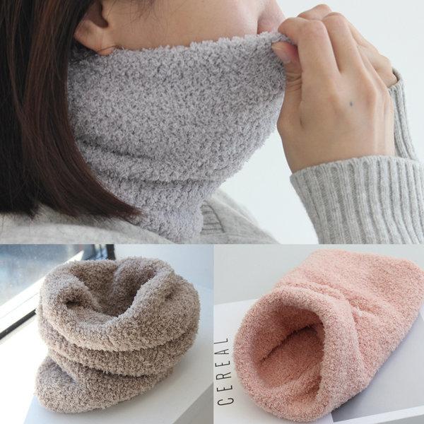 남자 여자 겨울 방한 목토시 목도리 (MF-10)수면넥워머 상품이미지