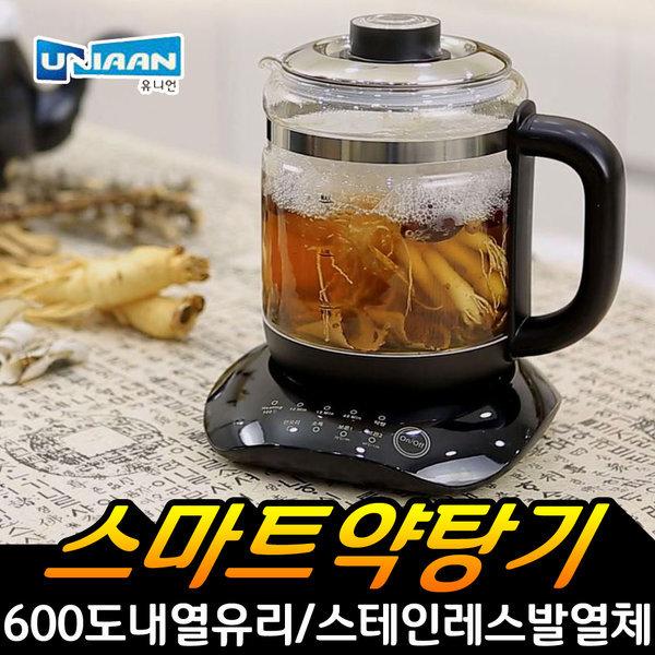 유니언 스마트 약탕기 만능 티포트 티메이커 분유포트 상품이미지