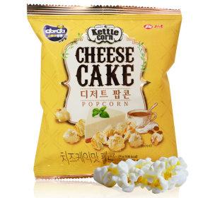 치즈케익 디저트 미니 팝콘 25g 곡물과자/간식/안주
