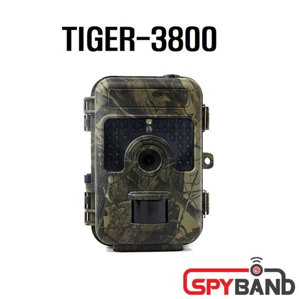 TIGER3800 적외선 감시카메라 무선 CCTV 양봉장 산삼밭 상품이미지