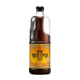 양조간장501 1.8L + 맛간장 930ml