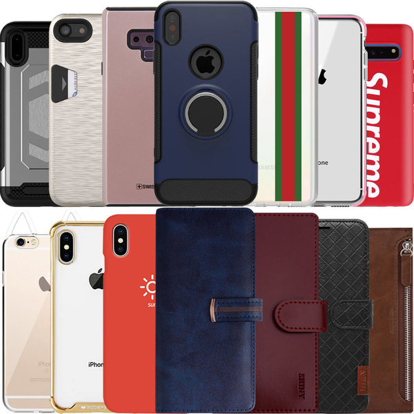 핸드폰케이스 갤럭시 S10/5G/S9/S8/노트10/9 아이폰Xs 상품이미지