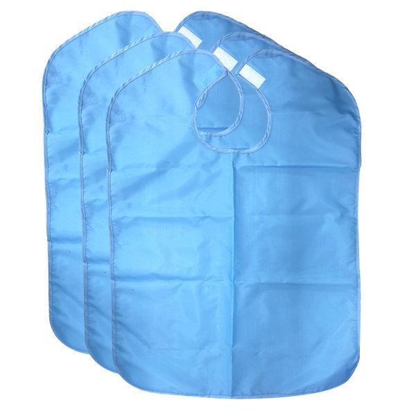 방수턱받이(3개묶음/성인용) 간병용품 환자용품 상품이미지