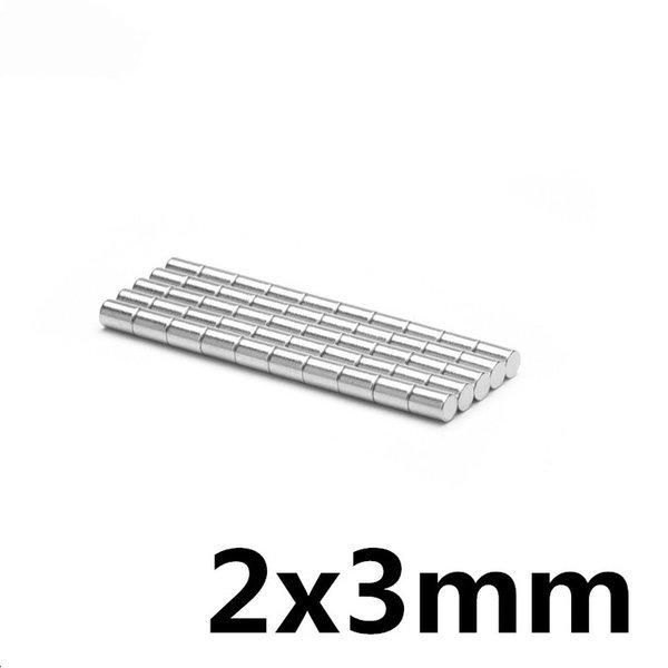 초강력네오디움 원형자석 2x3mm 마그네틱 상품이미지