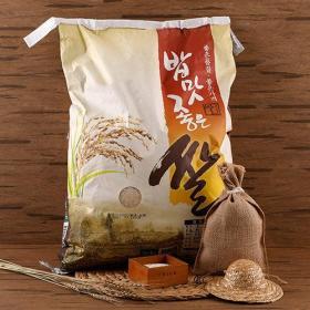 밥맛좋은쌀 20kg(19년산)