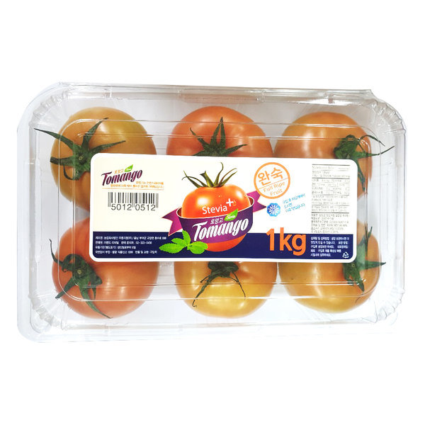 대한농산 스테비아 토마토 토망고 1kg내외/단마토 상품이미지