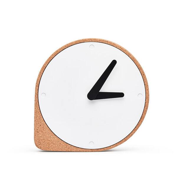(현대백화점) 포커시스  PUIK 푸익 클록 코르크 시계 네추럴/PUIK-CLN-10030 상품이미지