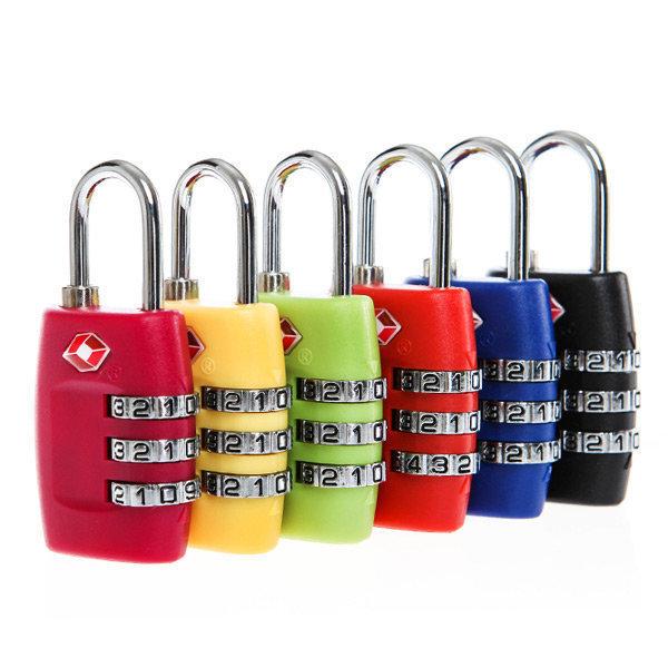 여행용 가방 자물쇠 캐리어 잠금 장치 열쇠 공항 TSA 상품이미지
