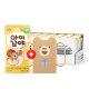 아이꼬야 유기농 베이비주스 24팩(사과배)+컵홀더