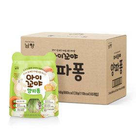 아이꼬야 아이간식 양파퐁 30gx8개/개별포장