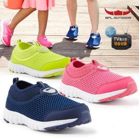 BFL 아동 아쿠아 슈즈 에어리버/물놀이 여행용 신발