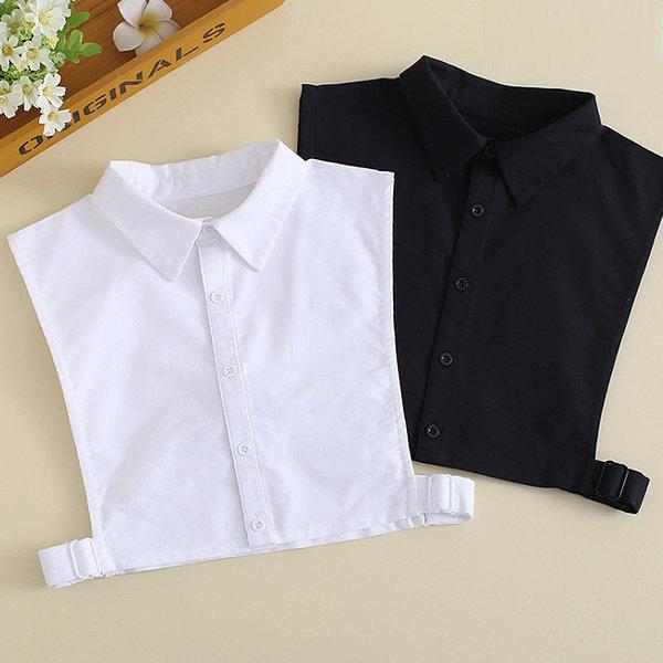 모던 카라/남성용 페이크카라 레이어드 셔츠 남방 상품이미지