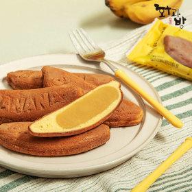 카스텔라 바나나  18개입 /우리쌀100% 간식