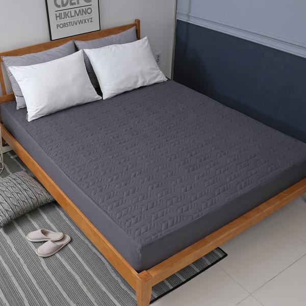 누빔 매트리스커버/항균 침대커버 싱글 라텍스 시트 상품이미지
