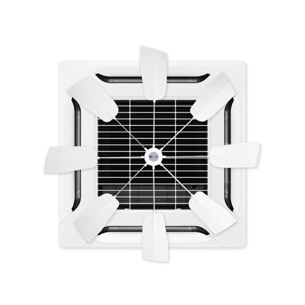 무동력 공기순환기 천장형 시스템에어컨팬 S-FAN 상품이미지