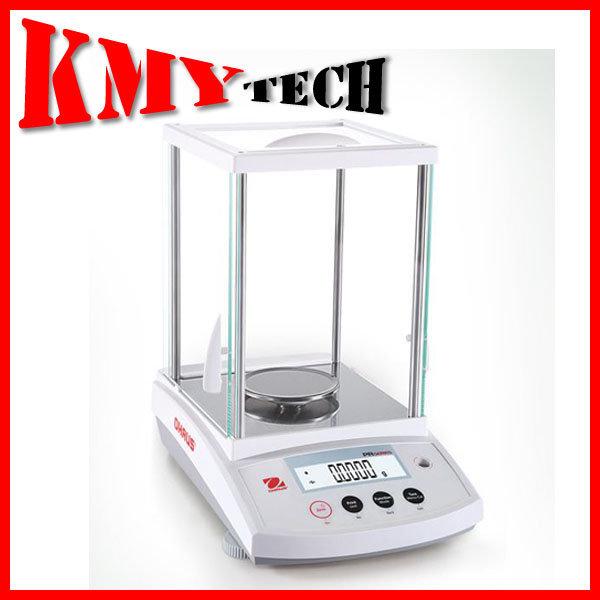 OHAUS 정밀 전자저울 PR224KR/E (220g/0.1mg) 표준형 상품이미지