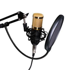 :MAXTILL MC-300 단일지향성 방송용 풀패키지 마이크