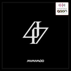 마마무 (Mamamoo) - reality in BLACK (정규 2집) 랜덤부클릿+렌티큘러카드+Lyrics카드12종+포토카드2종