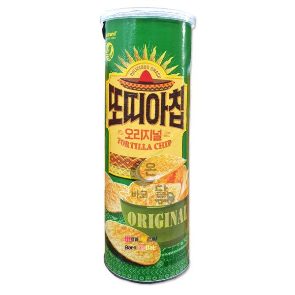 노브랜드 또띠아칩 110g (오리지널) 안주 과자 간식 상품이미지