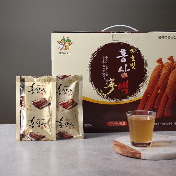 직접지은 금산홍삼 /향이 진한 홍삼액 /하늘빛홍삼 상품이미지