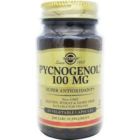 Solgar 솔가 피크노제놀 Pycnogenol 100mg 30야채캡슐