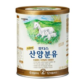 Ildong Foodis/Premium/Goat Milk Powder/STEP 2/400g
