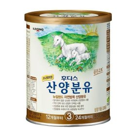 Ildong Foodis/Premium/Goat Milk Powder/STEP 3/400g