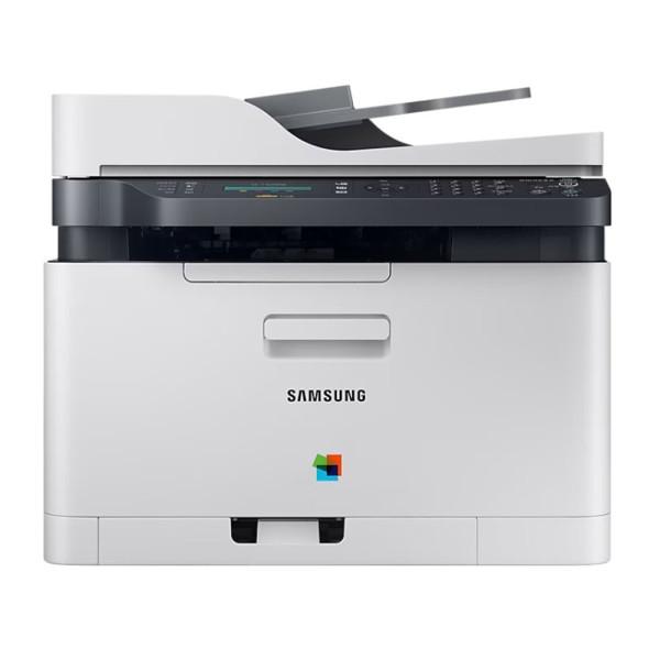 사업자전용 컬러팩스복합기 SL-C565FW 토너포함 Wi-Fi 상품이미지