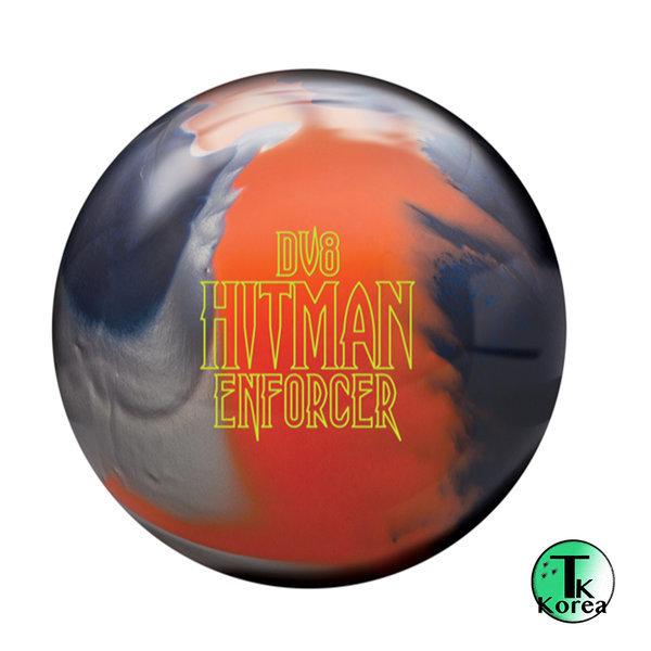 DV8 히트맨 엔포서볼링공소프트볼 15파운드 상품이미지