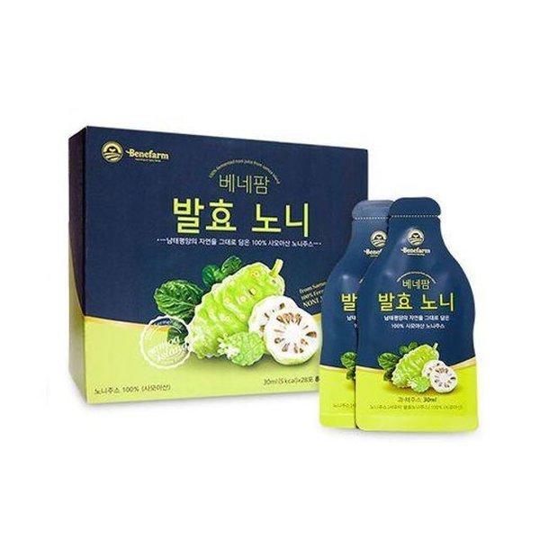 TV 베네팜 발효 노니 4박스 상품이미지