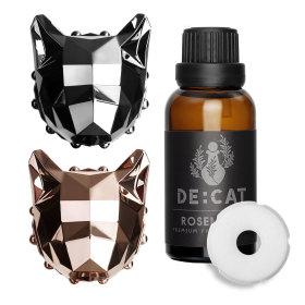 디캣 차량용 방향제 26가지 명품향 송풍구