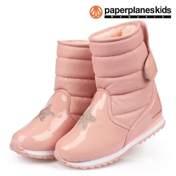 PK7794 아동 패딩부츠 유아 겨울 여아 키즈 방한 신발 상품이미지
