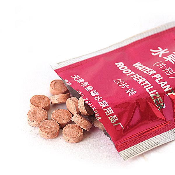 수초 뿌리스틱 1팩(20정)/수초비료/보충비료 상품이미지