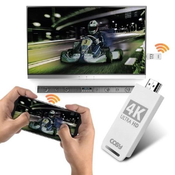 4K UHD 고화질 미라캐스트/무선 미러링/애플 아이폰X 상품이미지