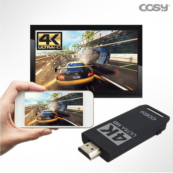 4K UHD 고화질 미라캐스트/무선 미러링/아이폰6 Plus 상품이미지